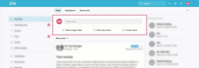 Create-post-widget-1
