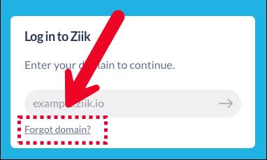Forgot domain2